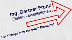 Ing. Franz Gartner